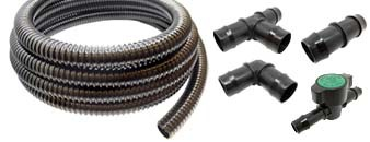 Pond Hose & Fittings