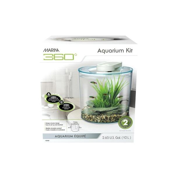 ripples online products tropical equipment nano aquariums marina 360 aquarium 10 litre. Black Bedroom Furniture Sets. Home Design Ideas