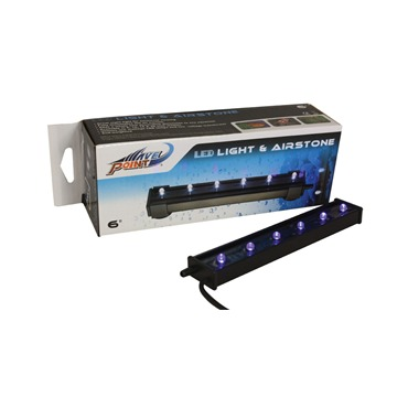 Wavepoint 6 inch LED Air Wall - All Blue