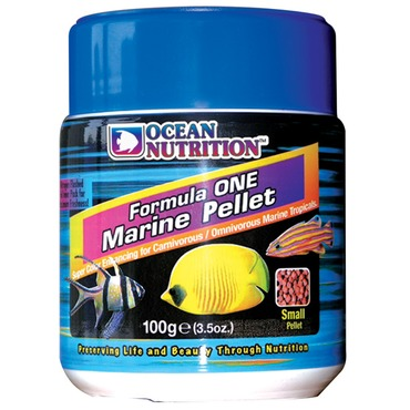 Ocean Nutrition Formula One Marine Pellet Medium